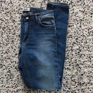 Gently worn ACNE Flex S Montana size 28/32
